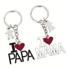 love papa y mama