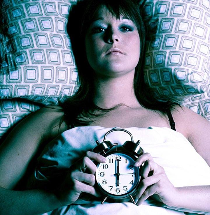 Dificultad para conciliar el sueño