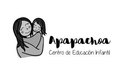 logo Centro de Educación Infantil Apapachoa